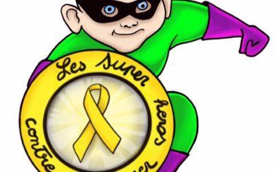 Les Super heros contre le cancer